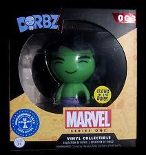 Hulk-Vinyl Figurine-Limited Glow in the DARK edition-Funko dorbz-MARVEL
