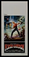 Plakat Flash Gordon - Sam Jones Max von Sydow Ornella Muti Alex Raymond N20