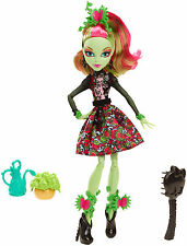 Monster High Venus McFlytrap GLOOM AND BLOOM Sammlerpuppe SELTEN CDC07
