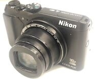 Nikon COOLPIX S9900 16MP 30x Zoom Digital Camera - Lens Error FAULTY