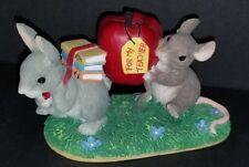 """Fritz & Floyd Charming Tails """"Teachers Pet"""" #89/700 Excellent Condition"""