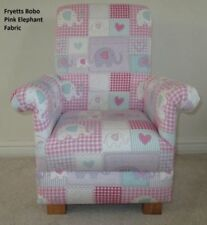 Boys & Girls Patchwork Armchairs for Children