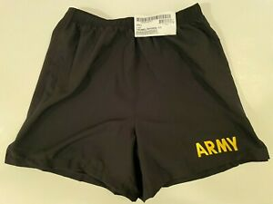 New Style US Army PT Uniform Exercise Shorts APFU Size Small