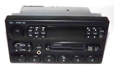 Ford 2003 F-150 Radio AM FM Cassette Player w Aux mp3 iPod Input YW7F-19B132-AA