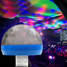 LED SMALL Funny Ball Sound Control DJ Disco Stage Light Party Light USB Lamp
