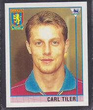 Merlin Shreddies - Premier League 96 - # 465 Carl Tiler - Aston Villa