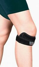 2 X MAGNETIC KNEE PATELLA SUPPORT STRAP TENDON BRACE - NEOPRENE - PAIN RELIEF