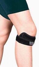 2 X MAGNETIC Knee PATELLA Support Strap TENDINE Controvento-Neoprene-dolore sollievo