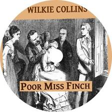 Poor Miss Finch, a Wilkie Collins Victory, Love & Courage Audiobook on 1 MP3 CD