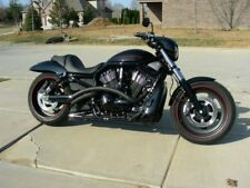 V-Rod TOXIC V-LUX Exhaust Pipes Black 02-17 ANNIVERSARY NEW!! VRSCDX Toxic vrod