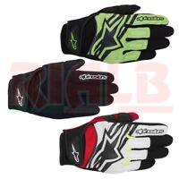 Guanti Moto Estivi Traspiranti Alpinestars SPARTAN Gloves con Protezioni