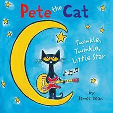 Pete the Cat: Twinkle, Twinkle, Little Star Board Book by Dean, James | Board bo