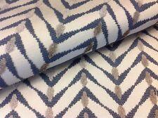 Groundworks Velvet Upholstery Fabric-Zebrano/ Beige Midnight-1.10 yd GWF-2643.50