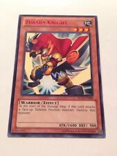 YuGiOh TCG Zubaba Knight DL15-EN008 (RED) Duelist League Card Brand-New Rare