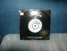 "Vardis-Silver machine 7""  1981 NWOBHM"