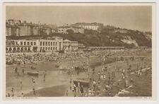 Dorset postcard - East Beach, Bournemouth (A1065)