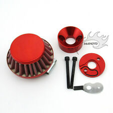 Air Filter Adapter Velocity Stack V-Stack For Gas Scooter Cat Eye Pocket Bike