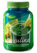 SPIRULINA POWDER Certified Organic 1KG JAR MORLIFE