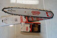 """16"""" Oregon 160SLHD176 chainsaw guide bar & chain fits CS 590 600P 670 680  saw"""