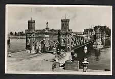 c1950s View of the Bridge, Hampen, Holland