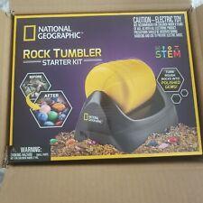 National Geographic Starter Rock Tumbler Kit