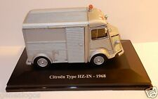 ELIGOR HACHETTE CITROEN TYPE H HY HZ  IN 1968 AMBULANCE CROIX ROUGE 1/43 IN BOX