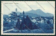 Varese Valcuvia Brenta cartolina QQ6774
