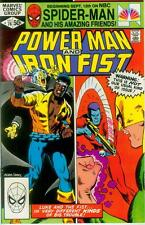 Power Man and Iron Fist # 76 (rudy Nebres, Frank Miller) (Estados Unidos, 1981)