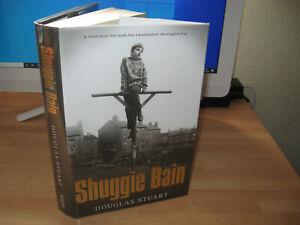 Douglas Stuart Shuggie Bain Signed 1st/1st 2020 Booker Prize Winner debut novel