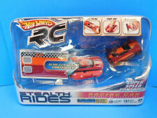 Hot Wheels Stealth Rides RC Power Tread Red Racing Car New