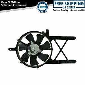 A/C Condenser Cooling Fan Assembly for Nissan Frontier Pathfinder Xterra NEW