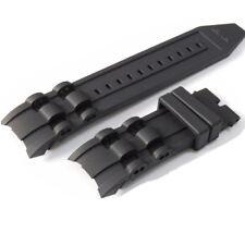 26mm Silicona Caucho reloj banda correa Watch Strap Band para Invicta Pro Diver