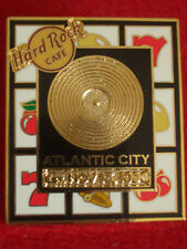 HRC Hard Rock Cafe Atlantic City Gold Record Series 2005 LE300