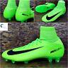 NIKE Junior MERCURIAL SUPERFLY V FG Football Boots Uk 3.5 Eu 36 831943-303 PureS
