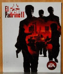 Manual Instructions The Godfather II PLAYSTATION 3
