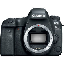 Canon EOS 6D Mark II DSLR Camera Body Only (Multi Language) Wty