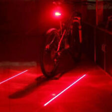 Bike Tail BACK STOP Light Red LED Safety Flashing Cycle Rear Back Lamp Best