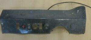 FORD A SERIES DASHBOARD TRIM SWITCHS PANEL