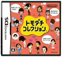 USED Nintendo DS Tomodachi Collection 17804 JAPAN IMPORT