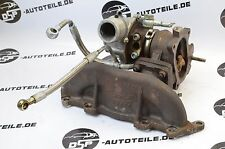 Fiat Ducato 244 2.8 Td 90 Kw Turbo Charger Exhaust Manifold Garrett 454061-5010S
