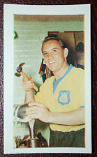 Leeds United   Cush   Vintage Colour  Footballer Card