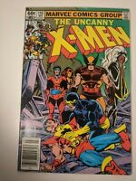 UNCANNY X-MEN 155 NEWSSTAND 1ST APPEARANCE BROOD QUEEN 1982 MARVEL Comics FN/VF