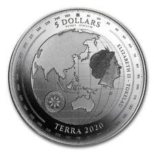 Bullion - 5 dolares 2020 - Tokelau - Terra