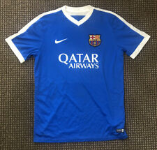 More details for barcelona nike training store shirt size large l | qatar airways