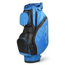New 2020 Sun Mountain Teton Cart Bag - (Cobalt / Black)