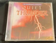 Sounds of Relaxation Quiet Thunder Audio Cd Two Discs New Sealed