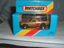 MATCHBOX mb58 Ruff Trek nella sua scatola si prega di vedere le foto