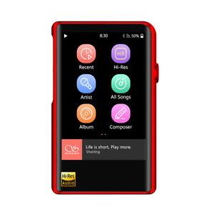SHANLING M2X AK4490EN DSD256 32bit /384kHz Dual Bluetooth AptX LDAC Music Player
