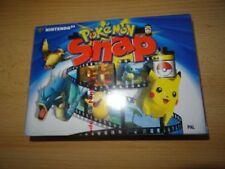 Jeux vidéo manuels inclus allemands pour Nintendo 64