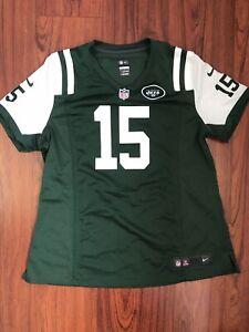 Nike Youth New York Jets Brandon Marshall Green Game Jersey - XL 18/20 Women M